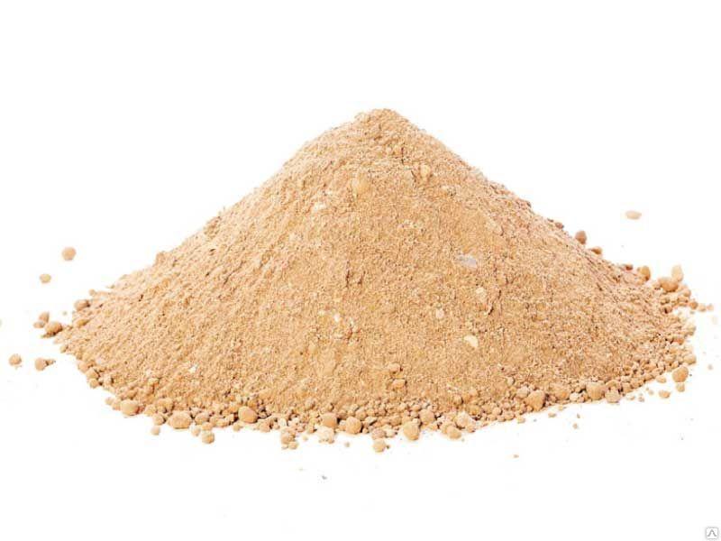 песок строительный с доставкой в СПб